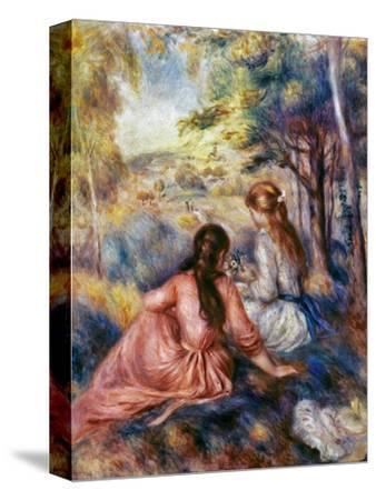 Renoir: Meadow, C1890