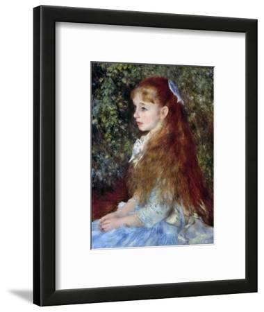 Renoir: Mlle D'Anvers, 1880