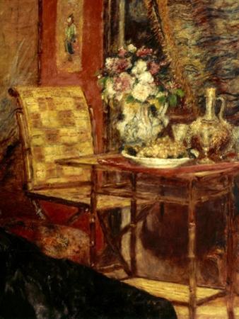 Renoir: Mme Charpent., 1878 by Pierre-Auguste Renoir