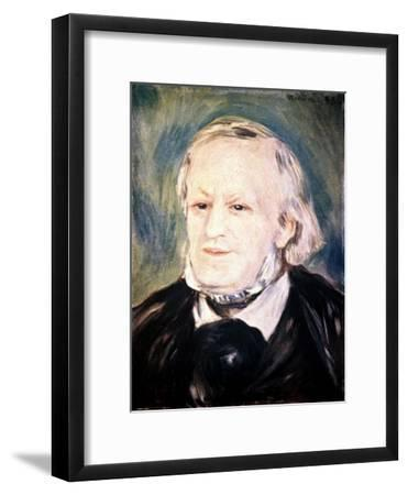 Richard Wagner (1813-188), German Composer, Conductor, and Essayist, 1882