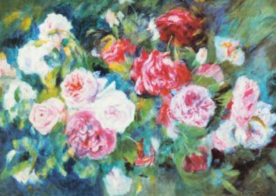Roses, c.1885