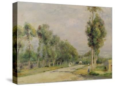 Rural Road Near Louvecienne, 1895
