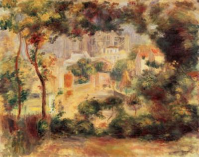 Sacre Coeur, 1896