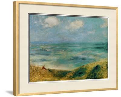 Seashore at Guernsey, 1883