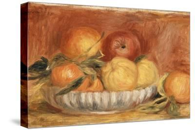 Still-Life with Apples and Oranges; Nature Morte Aux Pommes Et Oranges, Late 1890's
