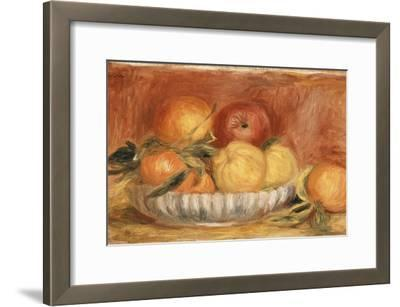 Still-Life with Apples and Oranges; Nature Morte Aux Pommes Et Oranges, Late 1890's