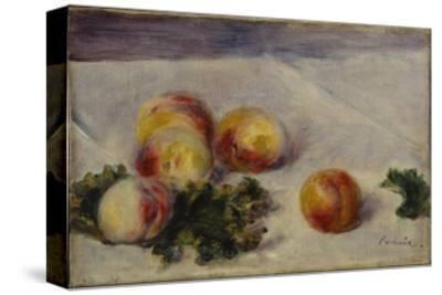Still Life with Peaches on a Table, C.1890-1918