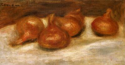 Still Life with Pomegranates by Pierre-Auguste Renoir