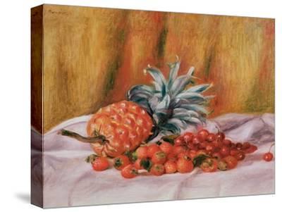 Strawberries and Pineapple, C.1895