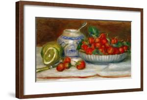 Strawberries, circa 1905 by Pierre-Auguste Renoir