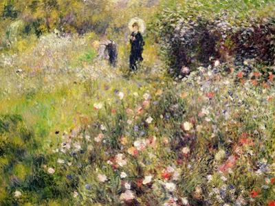 Summer Landscape by Pierre-Auguste Renoir