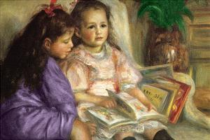The Children of Caillebotte by Pierre-Auguste Renoir