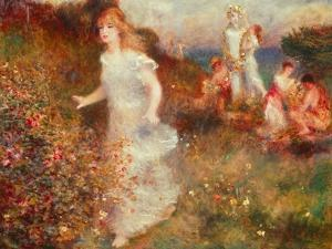 The Festival of Pan by Pierre-Auguste Renoir