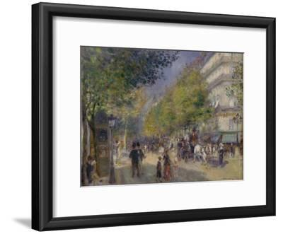 The Grands Boulevards, 1875