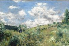 La Grenouillère, 1869-Pierre-Auguste Renoir-Giclee Print