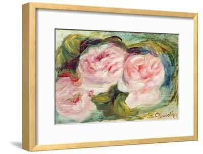 The Three Roses by Pierre-Auguste Renoir