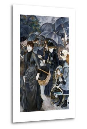 The Umbrellas, 1881-1886