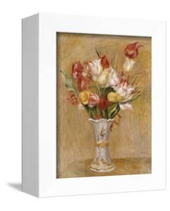 Tulipes by Pierre-Auguste Renoir