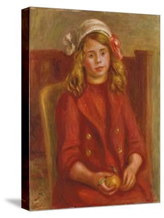 Young Girl with an Orange; Fillette a L'Orange, 1911