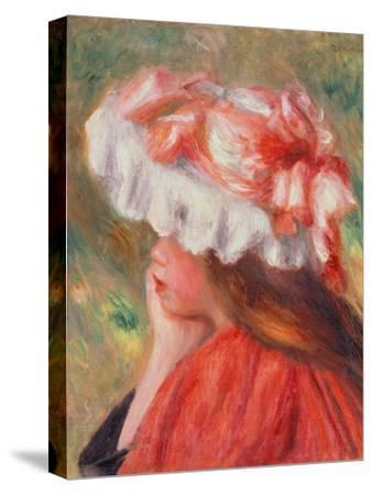 Young Girl with Red Hat, 1890