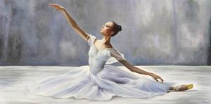 Ballerina by Pierre Benson