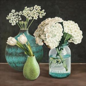 Petit Fleuriste I by Pierre Benson
