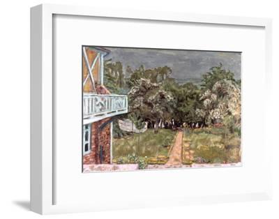 Bonnard: Balcony, 1909-10