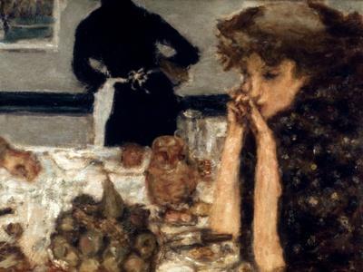 Bonnard: Breakfast, C1899