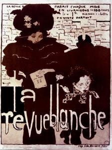 Bonnard: Revue, 1894 by Pierre Bonnard