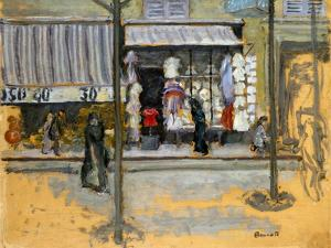 Bonnard: Street, C1902 by Pierre Bonnard