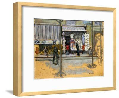 Bonnard: Street, C1902
