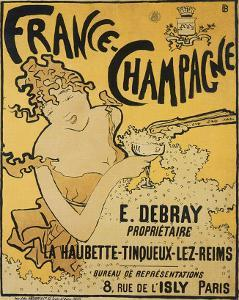 France-Champagne by Pierre Bonnard