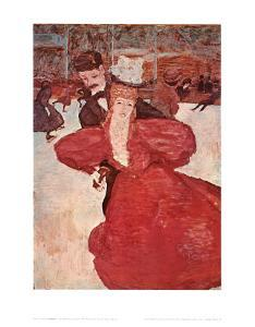 Ice-Skating Palace by Pierre Bonnard