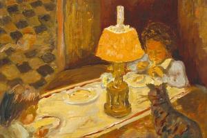 Les Dejeuner Des Enfants by Pierre Bonnard