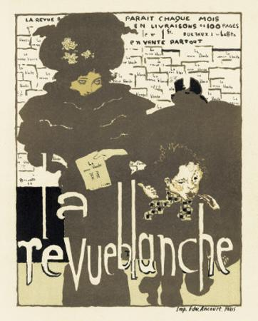 Magazine La Revue Blanche, c.1894