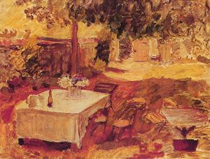 Summer by Pierre Bonnard