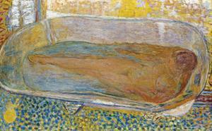 The Bath by Pierre Bonnard