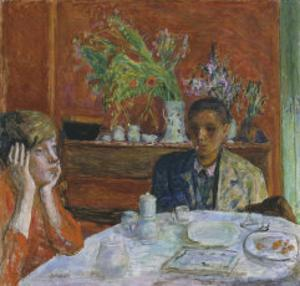 The Dessert, or After Dinner, c.1920 by Pierre Bonnard