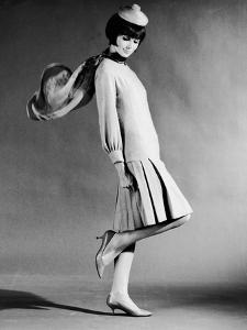 Pierre Cardin Fashion for Autumn Winter 1963 - 1964