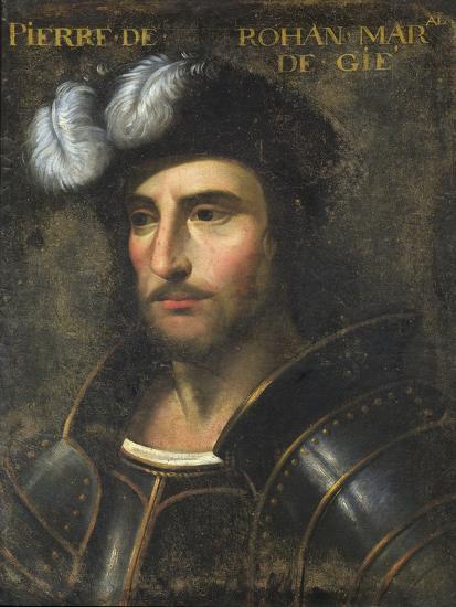 Pierre De Rohan (1451-1513) Sire De Gie--Giclee Print