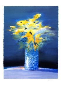 Bouquet jaune by Pierre Doutreleau