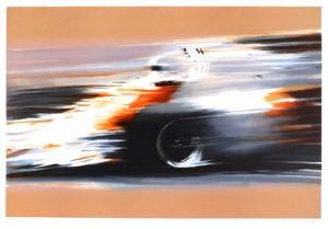 Formule 1 by Pierre Doutreleau