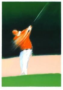 Golf by Pierre Doutreleau