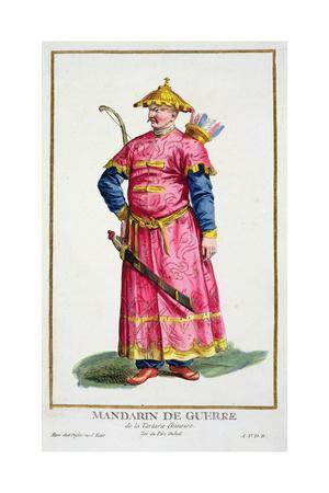 A Mandarin warlord, 1780