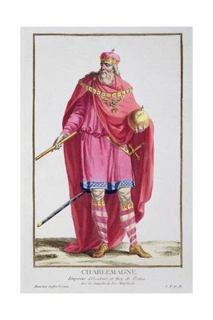 Charlemagne, King of the Franks, (1780)
