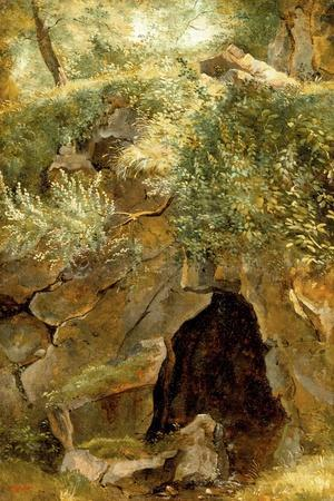 The Cave, 1828-30