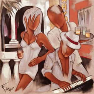 Havana Piano by Pierre Farel