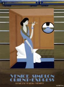 Pullman by Pierre Fix-Masseau