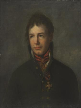Portrait of the Admiral and Explorer Ivan Krusenstern
