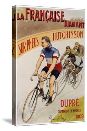 La Francaise Diamant Poster